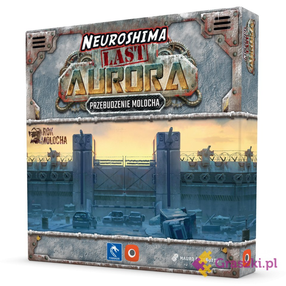 Neuroshima Last Aurora: Przebudzenie Molocha